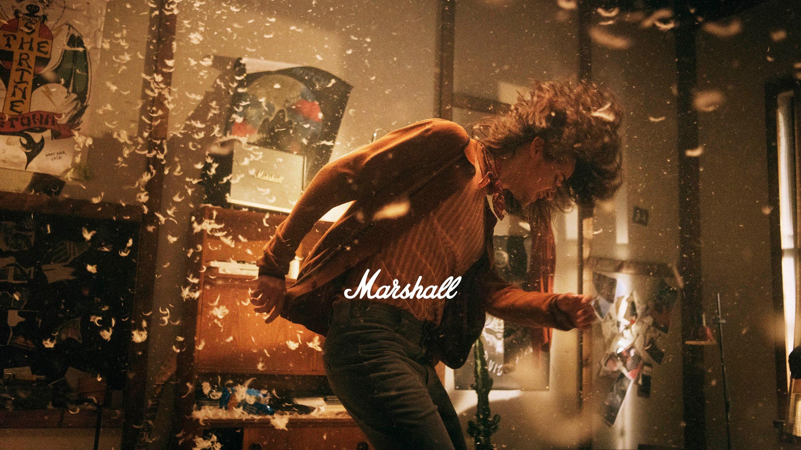 設計師品牌 - Marshall