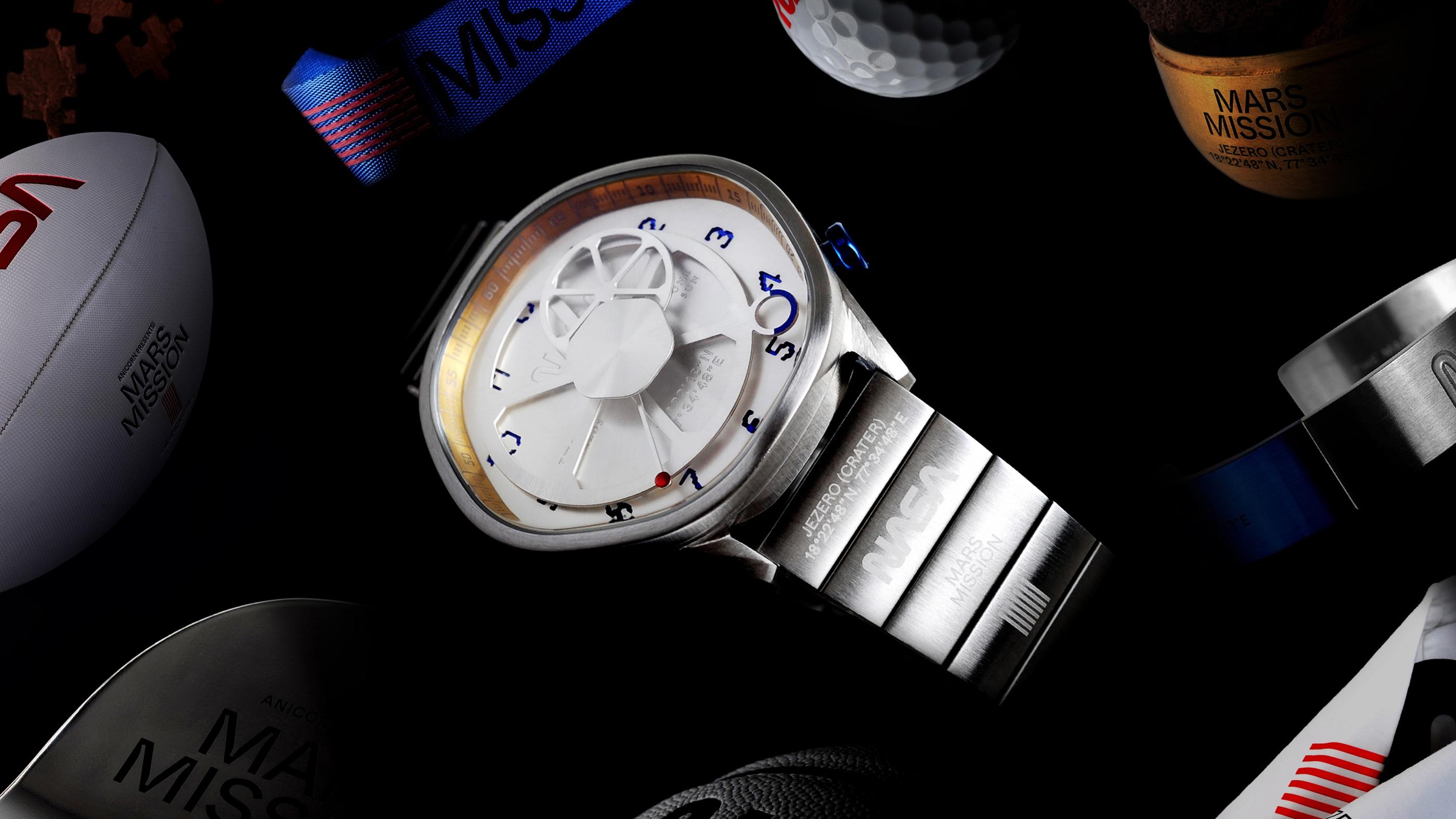 設計師品牌 - Anicorn Watches
